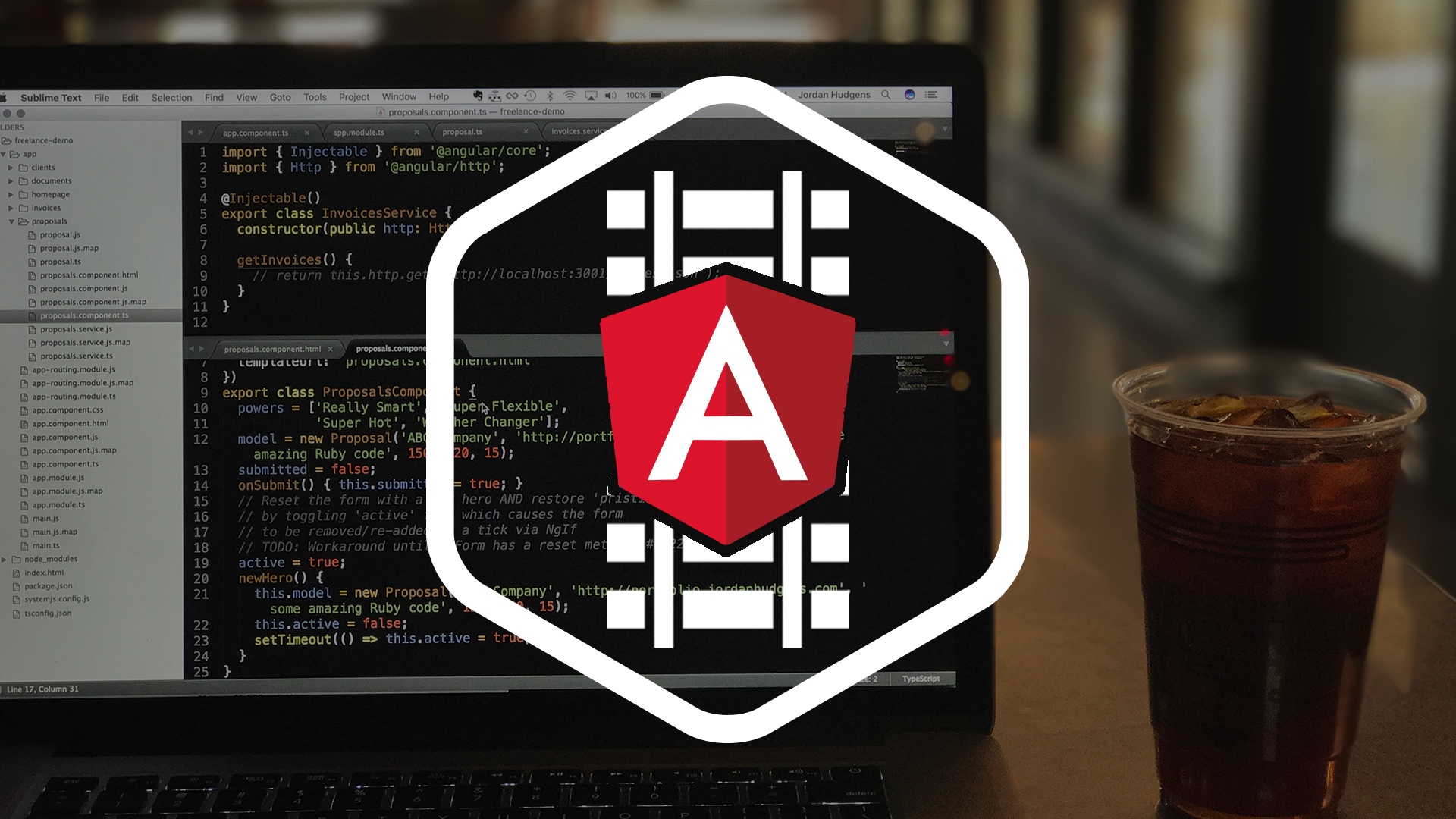 Courses angular